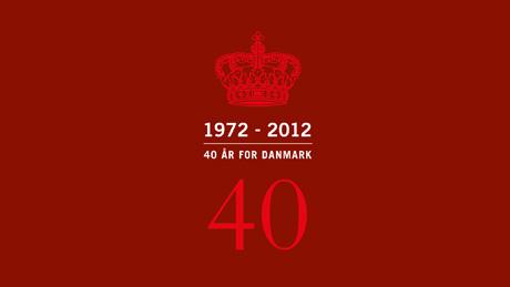les 40 ans de Margrethe