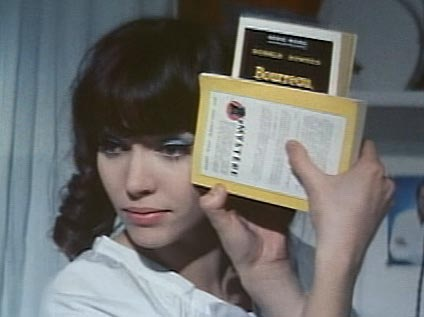 DELEUZE's analysis of GODARD's films strategy