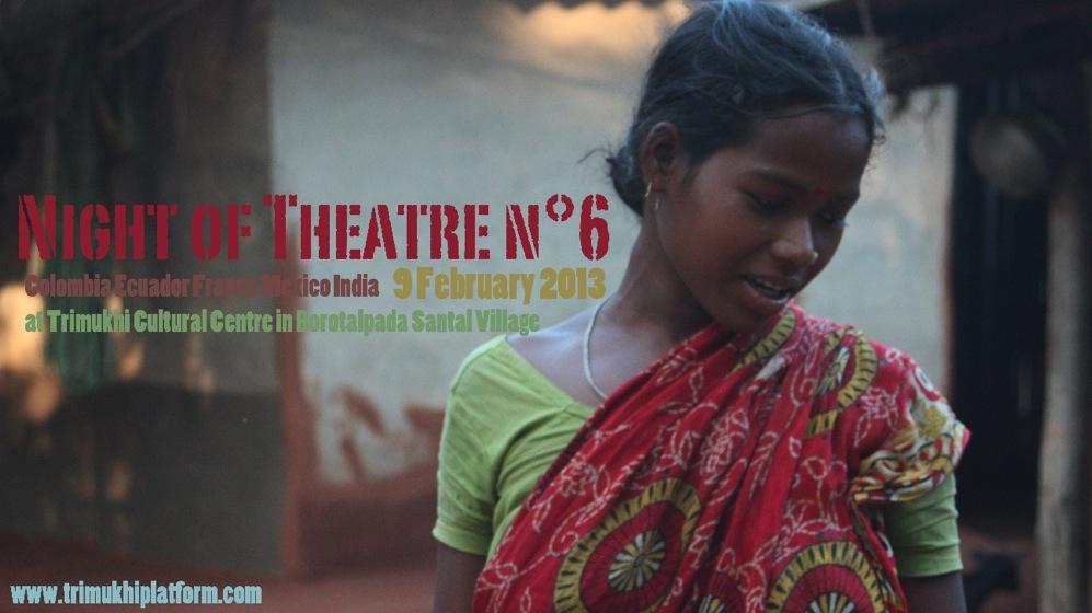 6th Night of Theatre
